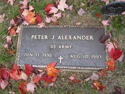 Peter J. Alexander, Sr