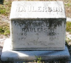 Robbie L. Raulerson