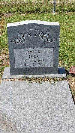 James McRoy Cook