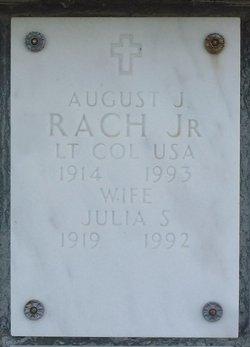 Julia S Rach
