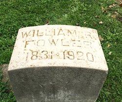William R Fowler