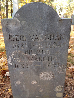 Elizabeth <i>Henchman</i> Vaughan