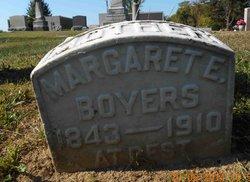 Mrs Margaret E. <i>Beagle</i> Boyers