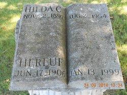 Mrs Hildegard C <i>Drager</i> Midtgard