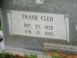 Frank Cleo Barron