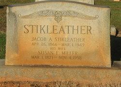 Jacob Abner Stikeleather