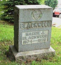 Maggie J. <i>Debolt</i> Blackwood
