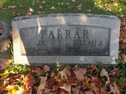Beulah J <i>Williams</i> Farrar