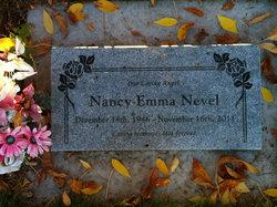 Nancy E <i>Hendrix</i> Nevel