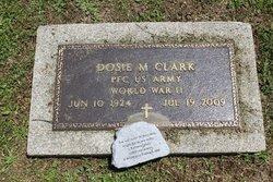 Dosie Melville Clark