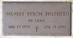 Delbert Bryon Shepherd