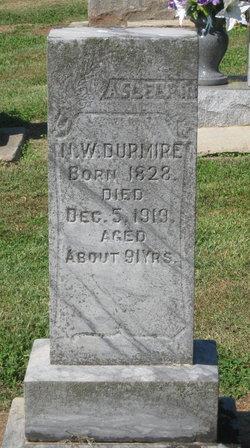 Nicholas W. Durmire