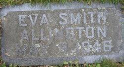Eva <i>Smith</i> Allington