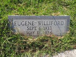 Ernest Eugene Williford