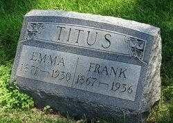 Capt Frank Titus