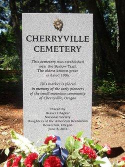 Cherryville Cemetery