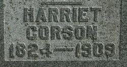 Harriett <i>Drane</i> Corson
