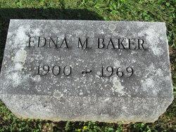 Edna M. Baker