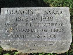 Francis T. Baker
