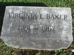 Virginia Leota <i>Boop</i> Baker