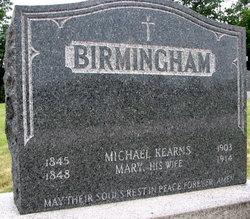 William F Birmingham, Jr