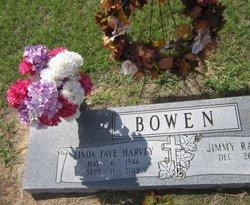 Linda Faye <i>Harvey</i> Bowen