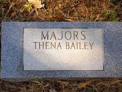 Thena <i>Bailey</i> Majors