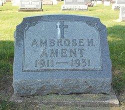 Ambrose Herman Ament