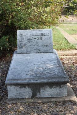 Sarah E Chambers