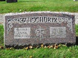 Henry Anschuetz