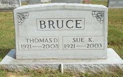 Martha Sue <i>King</i> Bruce