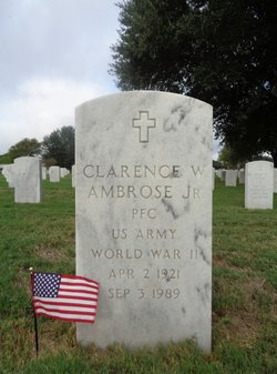 Clarence Warren Ambrose, Jr