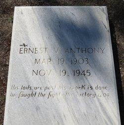 Ernest V. Anthony