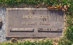 Jack A. King
