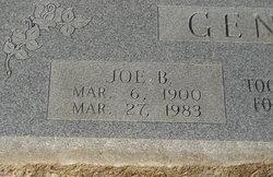 Joe Bailey Gentry