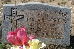 Juanita <i>Herrera</i> Barrios
