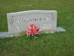 Henry Louis George Collinsworth