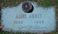 Allie Maude Abbey