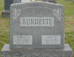 Etta Lois <i>Sloop</i> Burdette