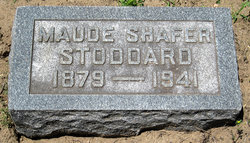 Amanda Maud <i>Shafer</i> Stoddard