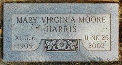 Mary Virginia <i>Moore</i> Harris