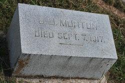 John D. Morton