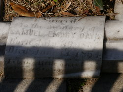 Samuel Emory Davis