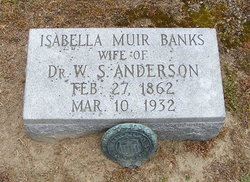 Isabell Muir Bell <i>Banks</i> Anderson