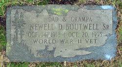 Newell D. Boutwell, Sr