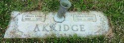 Doris Louise <i>Barbee</i> Akridge