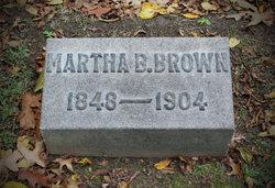Martha B. Brown