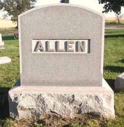 Ina <i>Berry</i> Allen