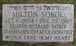 Milton Sokol