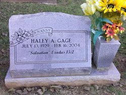 Haley <i>Gabbard</i> Gage
